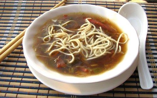 vegetable-manchow-soup