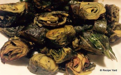 taro-leaf-snack
