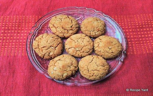 oats-cookies