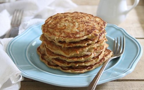 apple-carrot-pancakes
