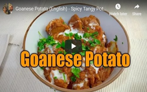 Goanese Potato